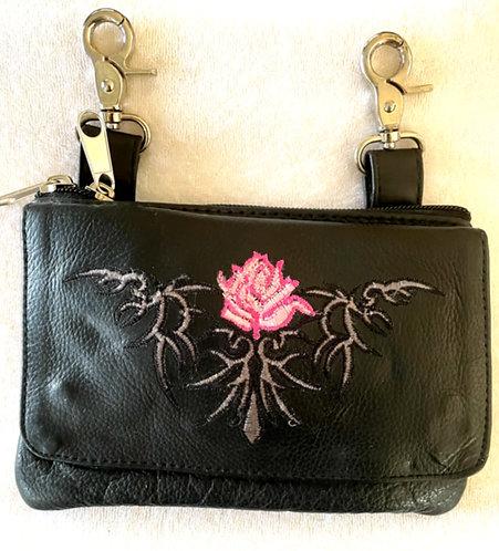 Clip Purse Rose Pink
