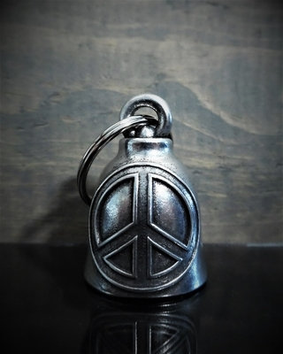 Peace Sign Bell