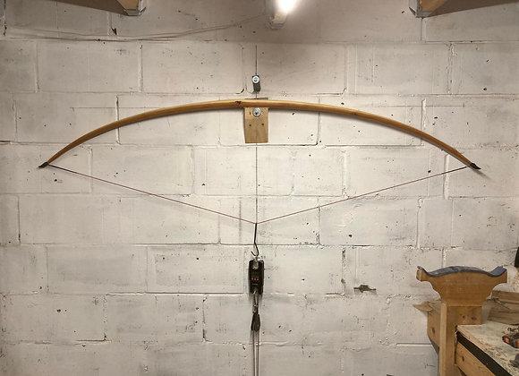 "58lb @ 28"" (max 30"") Medieval Hunting Bow"