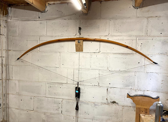 """132lb @ 30"""" Pacific Yew/Hickory Laminate"""