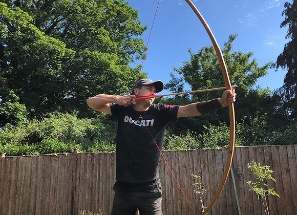 118lb Pacific Self Yew Warbow (used)