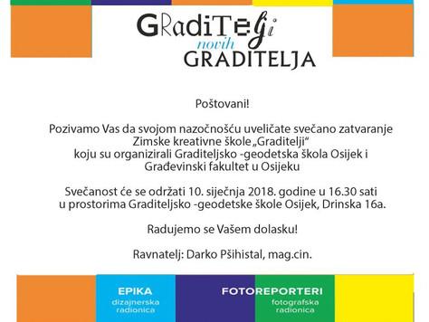 Social work: EPIKA - Winter Creative School