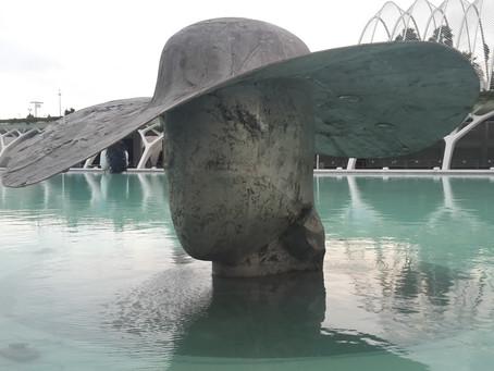 LA PAMELA HAT -  Exhibition of 6 monumental sculptures by Manolo Valdés