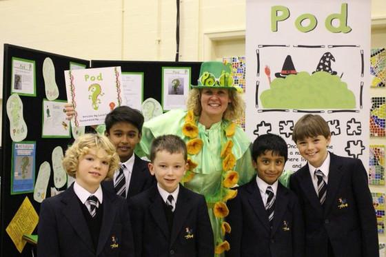 POD is at Bolton School