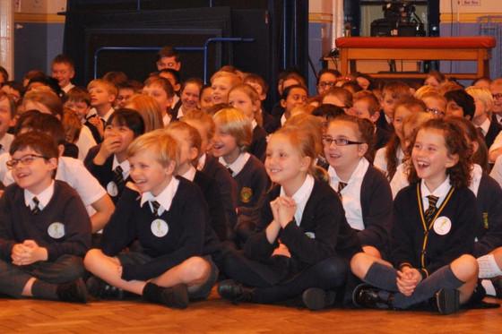 POD goes Live across Cheshire Schools