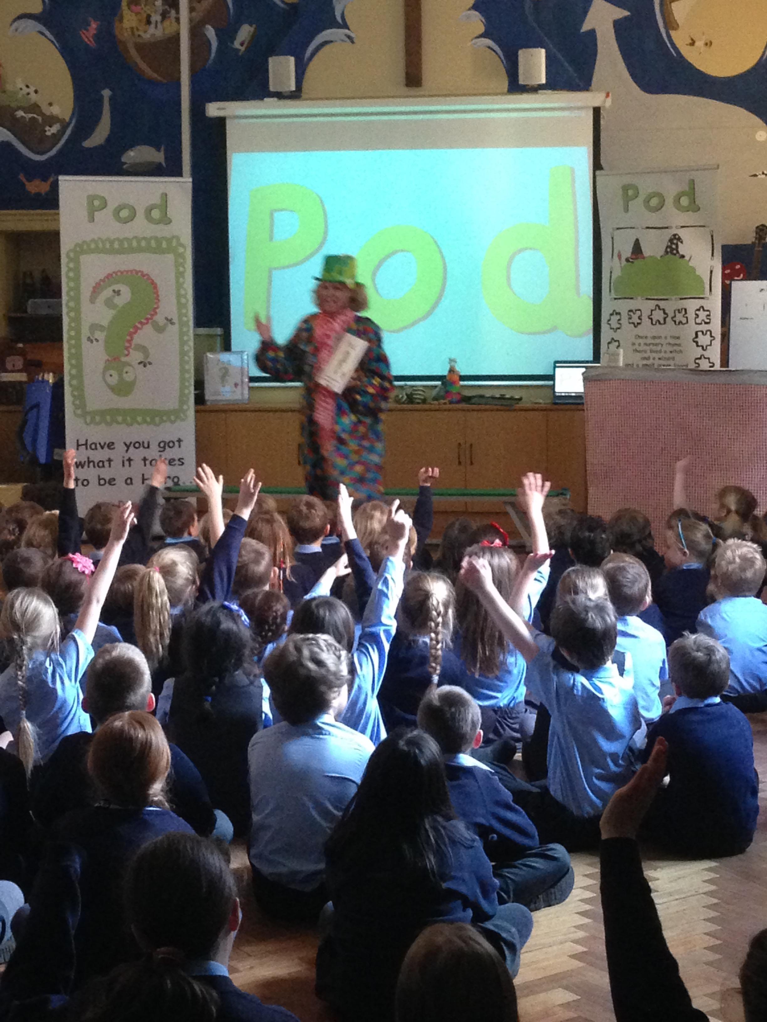 Pod at Schools
