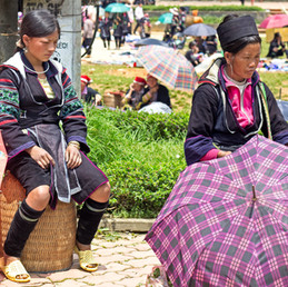 I have been servant in my parents' house, I want to serve on my own home.  Sapa, Vietnam, 2013