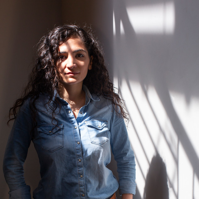 Patricia Talisse, 30 years old born and raised in Aleppo Syria with Armenian heritage. Patricia moved to the US with her family after the Syrian war. She is a communication manager at a nonprofit.