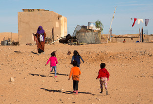 Boujdour, Sahrawi Refugee Camp, Tinduf, Dec 2016