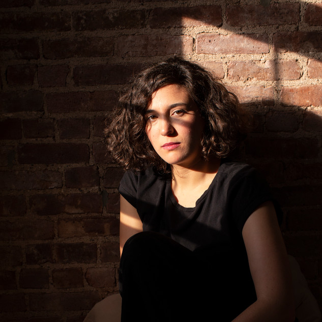Mahdeya Fessi Fehri, 31 years old born and raised in Morocco. Mahdeya has been living in NY for last 4 years, she is a French teacher, actress and performance artist.
