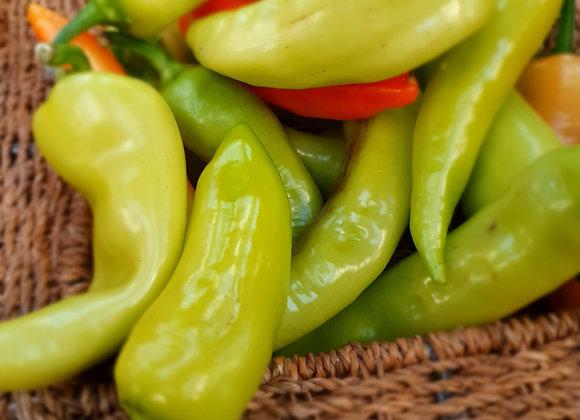 Sweet peppers, 400g aprox sprayfree