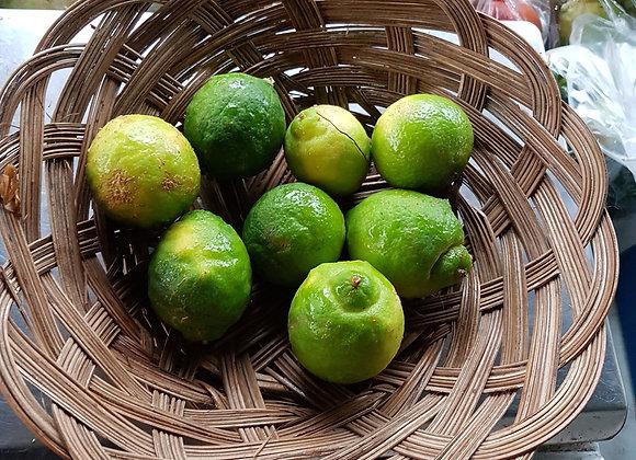 Organic Limes, [ 400g approx ] [