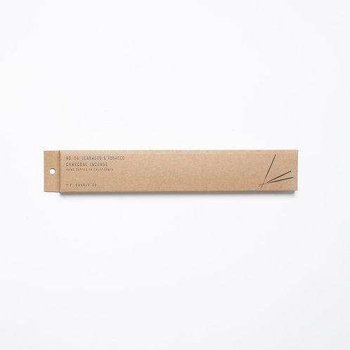 Incense / 04 TEAKWOOD&TOBACCO
