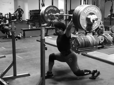 Training Levels of Weightlifting