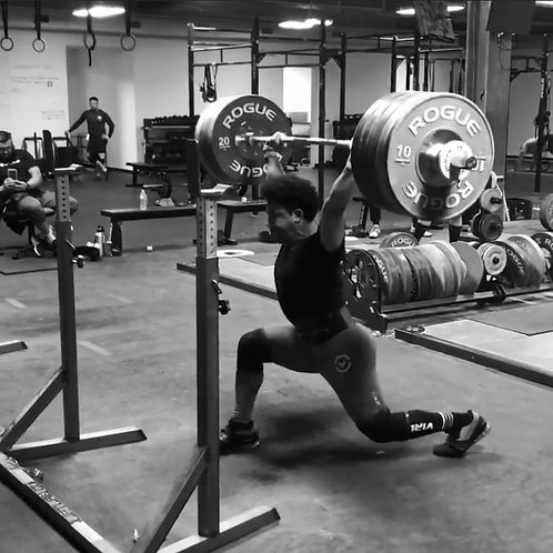 Weightlifting Assessment