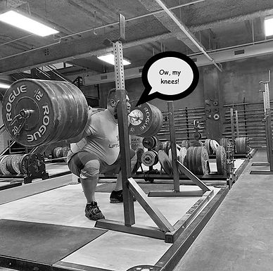 Why You Should Keep Squatting If Your Knees Hurt