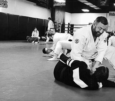 Training for Brazilian Jiu-Jitsu