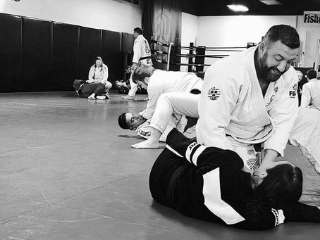 Training for Brazilian Jiu-Jitsu