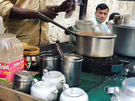 Case study of Indian Tea Vendor