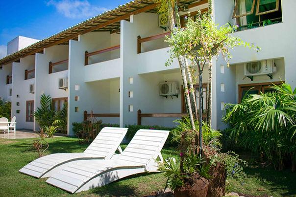 POTY PRAIA HOTEL - PORTO SEGURO - BAHIA