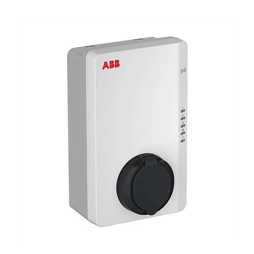 ABB Terra AC 7.4 kW (32 A), Type 2 Socket/Wifi