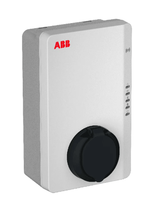 Terra Wallbox 22kW - Socket RFID & 4G