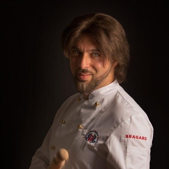 Antonio Argentieri International Pastry Chef SAN REMO D.O.C.