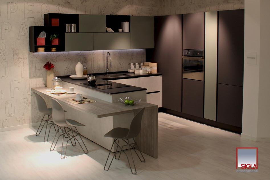 Cucina Immagina Lux di LUBE Cucine