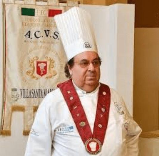 Santino Strizzi Chef SAN REMO D.O.C.