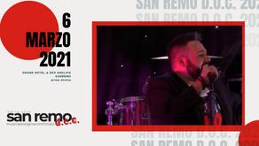 4° DIRETTA DA SANREMO SAN REMO D.O.C. - 6 MARZO 2021