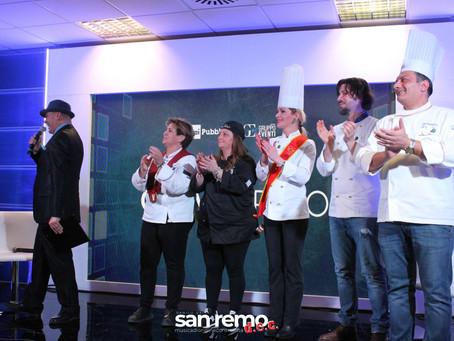 FOOD & WINE a SAN REMO D.O.C. 2021:un grande #teamfood