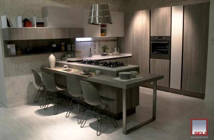 Cucina Immagina Lux da Sigla Arredamenti
