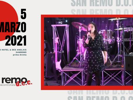 3° DIRETTA DA SANREMO SAN REMO D.O.C. - 5 MARZO 2021