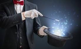 Master magician.