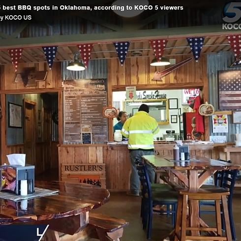 Best Bbq United States Rustlers Sanford S Smoke House & Henryetta Oklahoma Restaurants | Best Restaurants Near Me