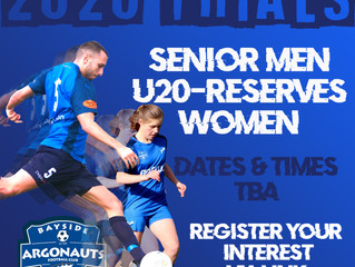 2020 TRIALS - SENIOR MEN & WOMEN