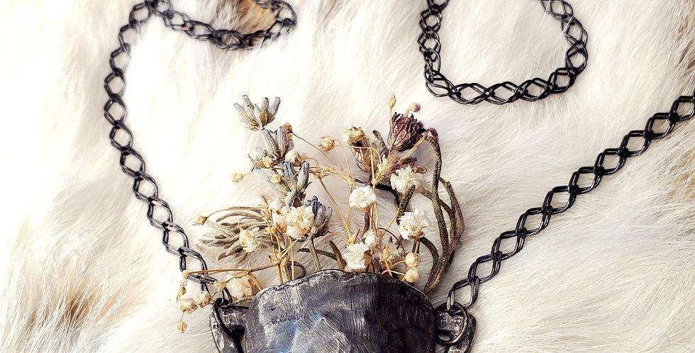 Cauldron Vessel Necklace