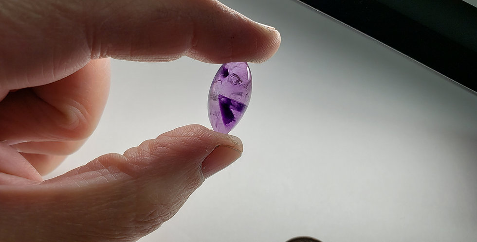 Fancy Cut Amethyst
