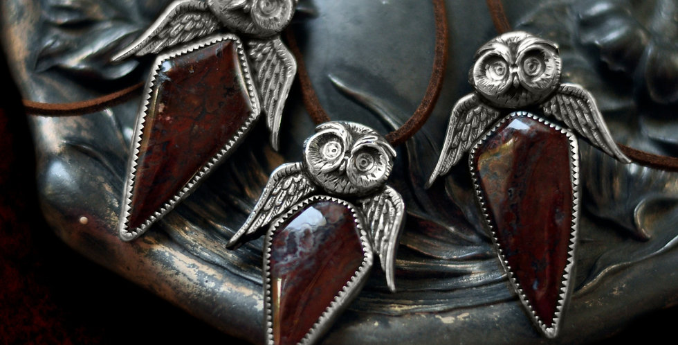 Athena's Owls