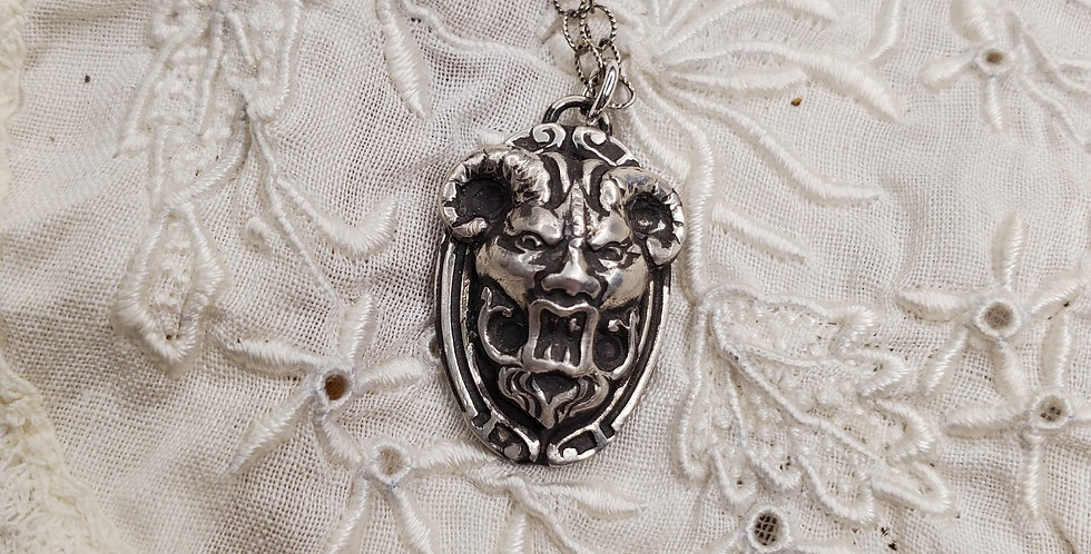 Gargoyle Necklace