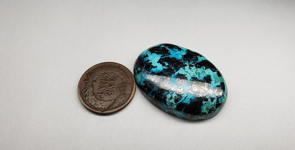 African Shattuckite Cabochon