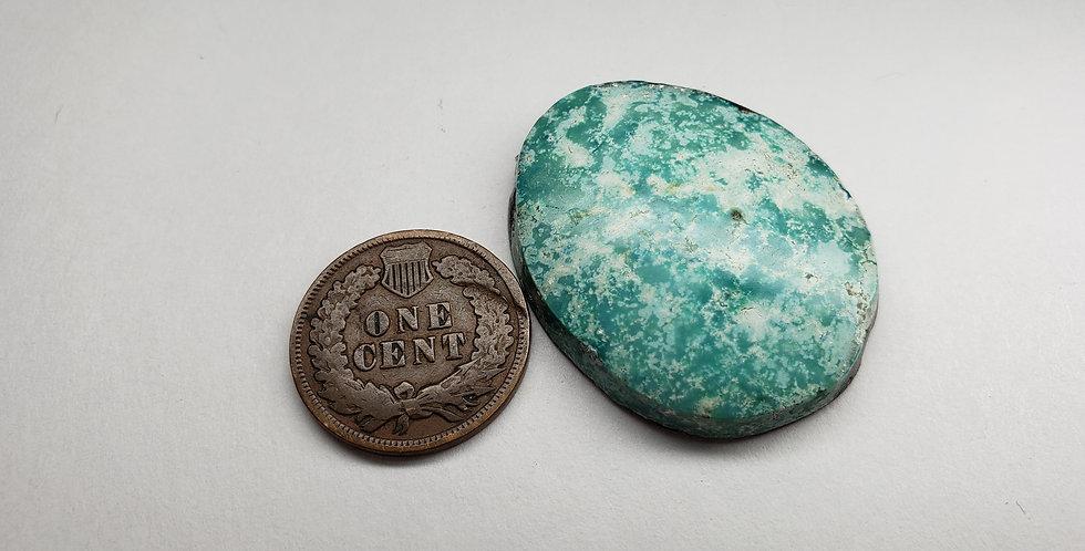 Rare Hachita Turquoise Cabochon
