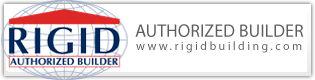 Rigid Buidling Authorized Bulder Prefabricated Steel Buildings Metal Buidling System