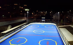 Bloomfield - Paul J Sciullo Park - Deck Hockey Rink