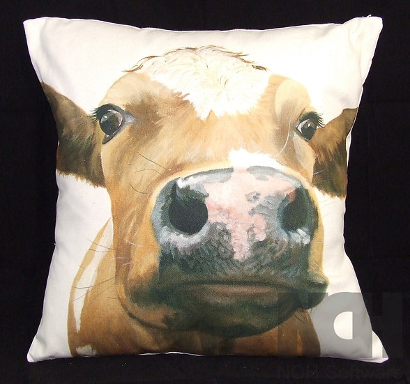 Cow Scatter Cushion