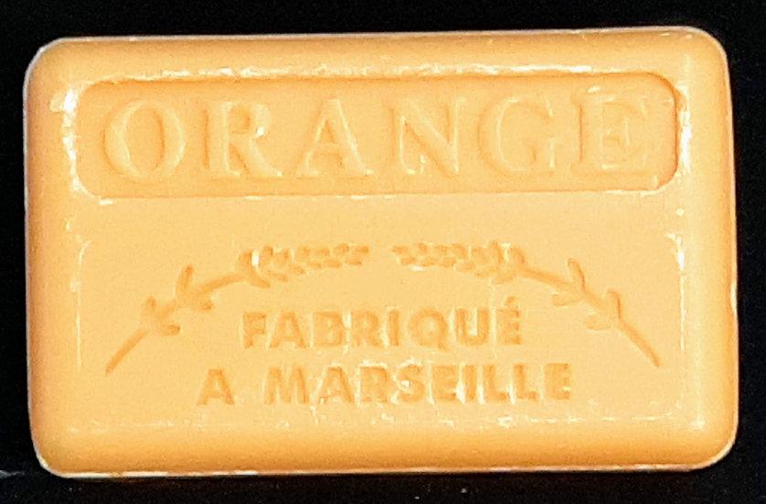 125g Orange French Soap