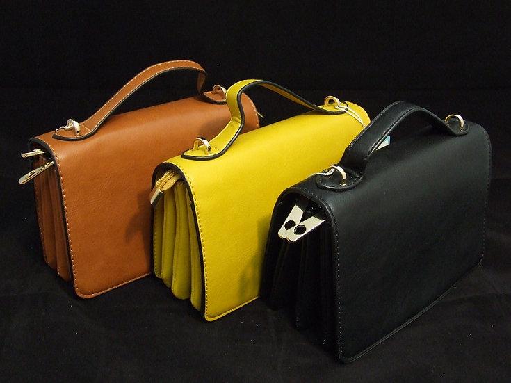 Small Satchel Style Crossbody bag