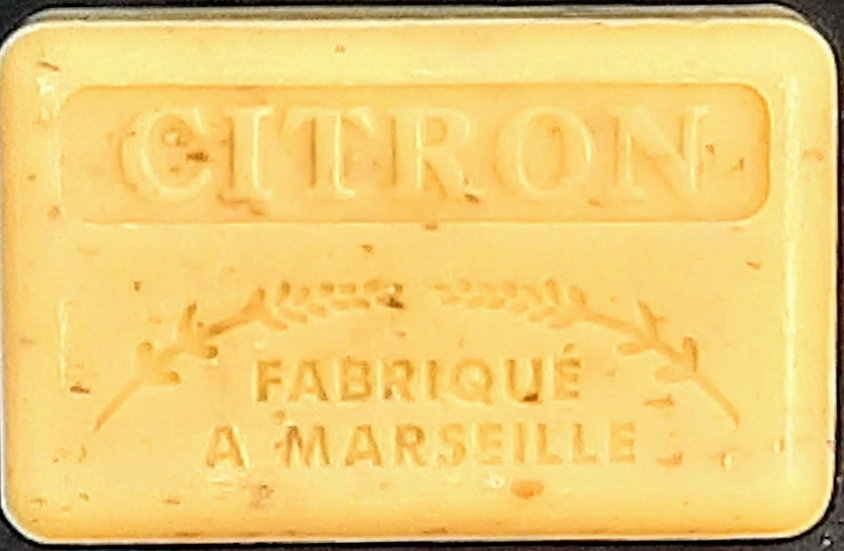 125g Citrus French Soap