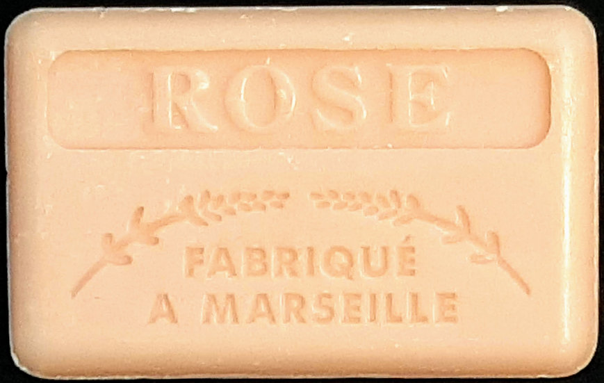 125g Rose French Soap