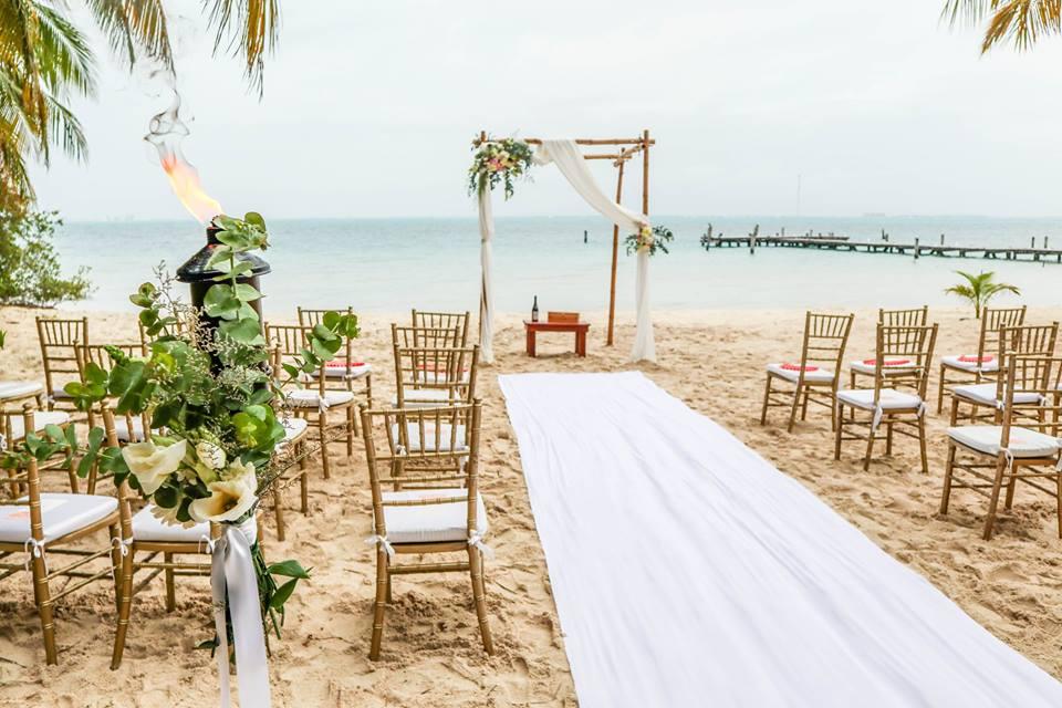 The barefoot Planners Zama Beach Club